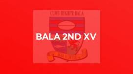 Bala 2nd XV