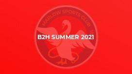 B2H Summer 2021