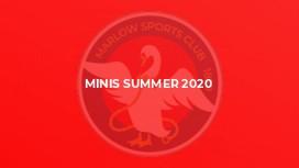 Minis Summer 2020