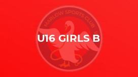 U16 Girls B