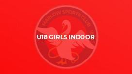 U18 Girls Indoor