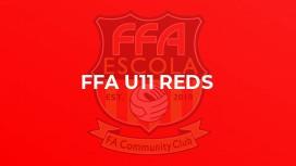 FFA U11 REDS