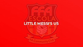 Little Messi's U5