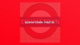 Egham Town  First XI