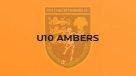 U10 Ambers