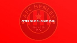 After School Clubs (ASC)