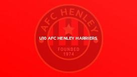 U10 AFC Henley Harriers