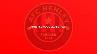 After School Clubs (ASC)