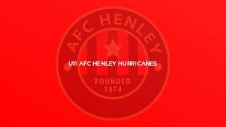 U11 AFC Henley Hurricanes