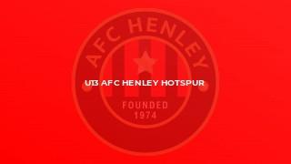 U13 AFC Henley Hotspur