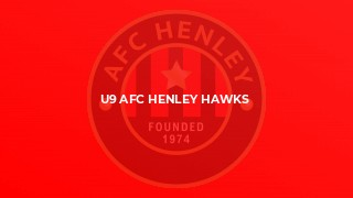 U9 AFC Henley Hawks