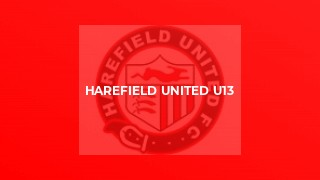 Beaconsfield Town Youth Colts U13s vs Harefield Utd U13s