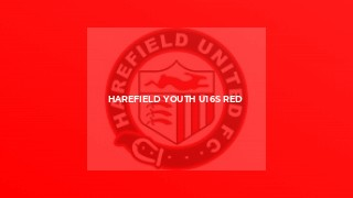 Harefield Youth U16s Red