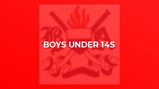 Boys Under 14s
