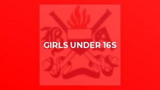 Girls Under 16s