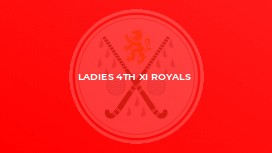 Ladies 4th XI Royals