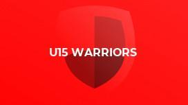 U15 Warriors