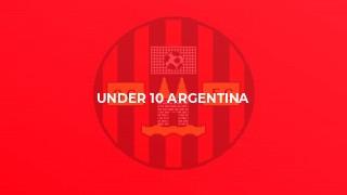 Under 10 Argentina