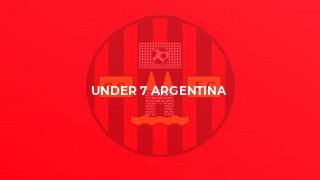 Under 7 Argentina