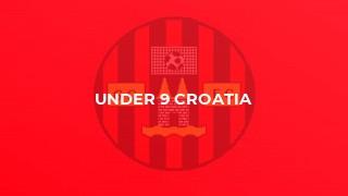 Under 9 Croatia