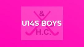 U14s BOYS