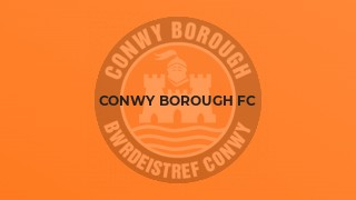 Match Report - St Asaph City v Conwy Borough FC (30 December 2017)