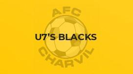 u7's Blacks