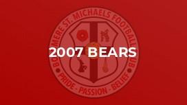 2007 Bears