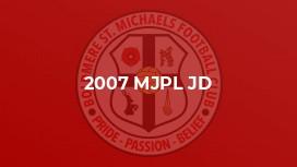 2007 MJPL JD