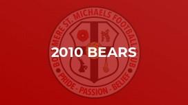 2010 Bears