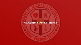 Academy First Team
