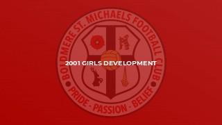 2001 Girls Development