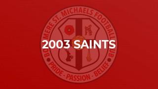 2003 Saints