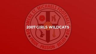 2007 Girls Wildcats