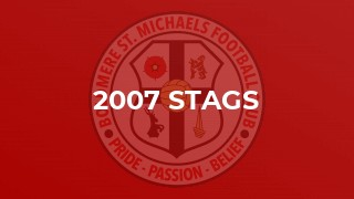 2007 Stags