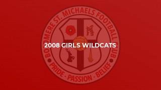 2008 Girls Wildcats
