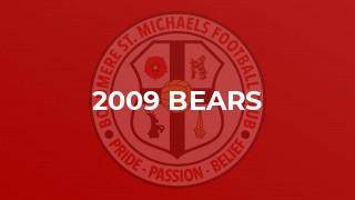 2009 Bears