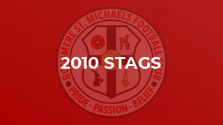 2010 Stags