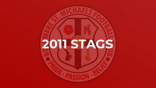 2011 Stags