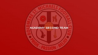 Academy Second Team