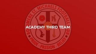 Academy Third Team