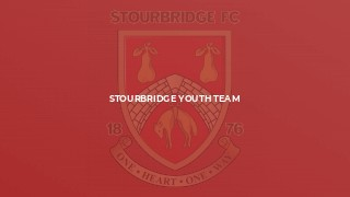Stourbridge Youth Team
