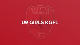 U9 Girls KGFL
