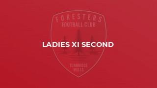 Ladies XI Second