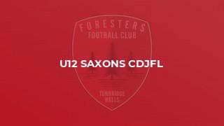 U12 Saxons CDJFL