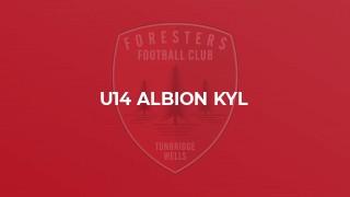 U14 Albion KYL