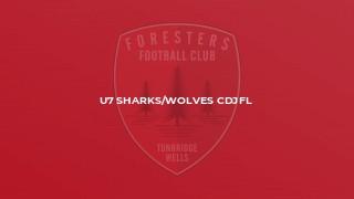 U7 Sharks/Wolves CDJFL