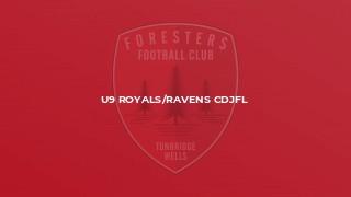 U9 Royals/Ravens CDJFL
