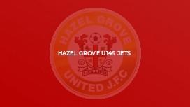 Hazel Grove U14s Jets