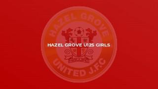 Hazel Grove U12s Girls
